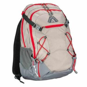 ABBEY OUTDOOR 35L RUGZAK SPHERE 21QB Beige-Rood